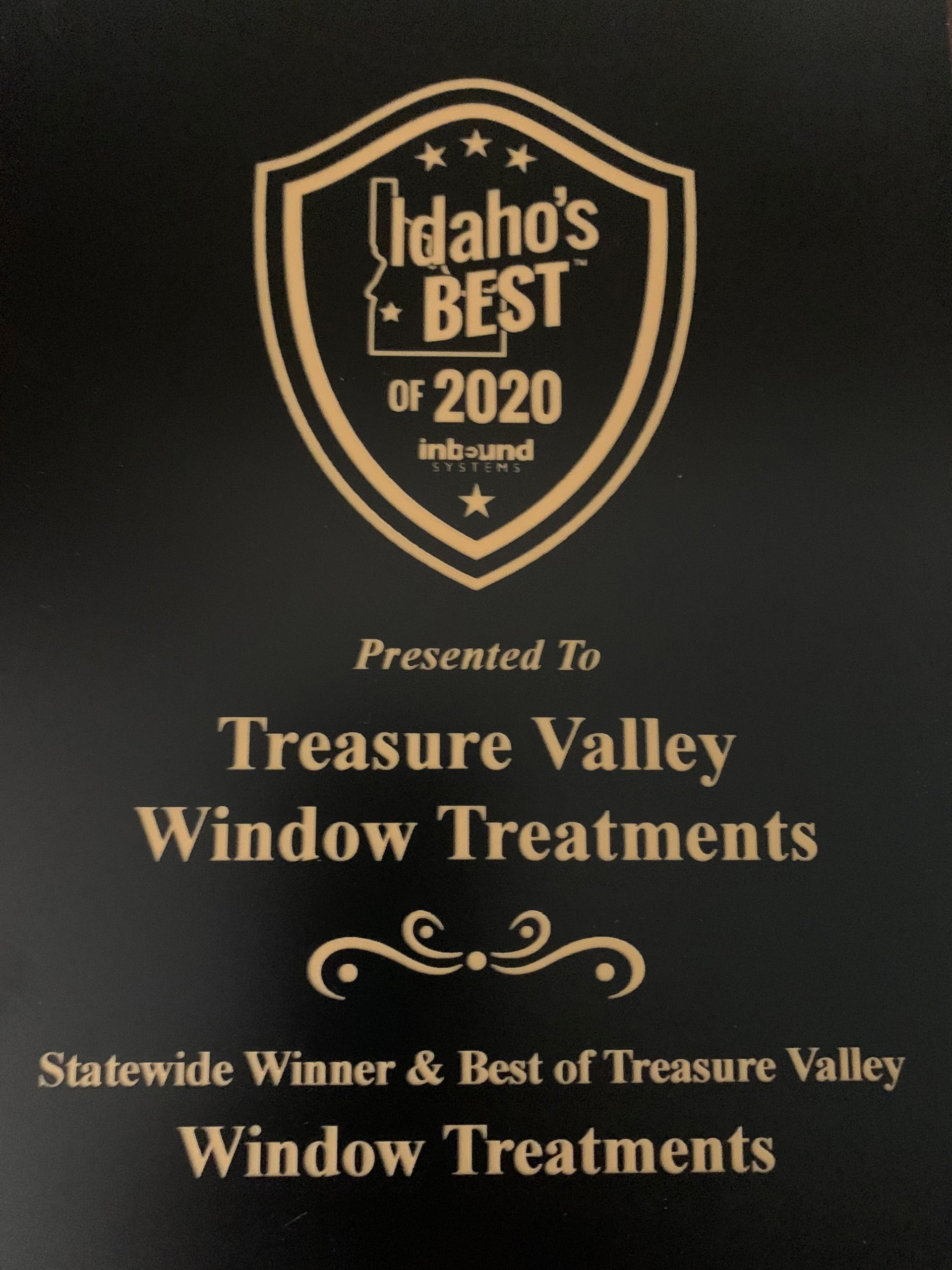 Treasure Valley Window Treatments Best 2020